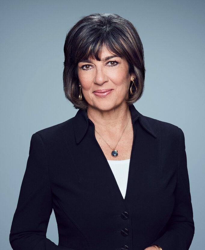 Christiane Amanpour Profile Photo