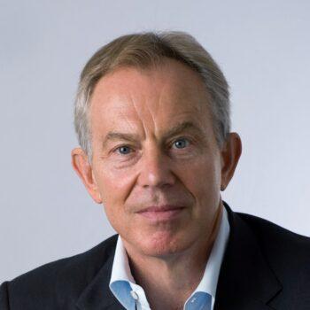 The Rt. Hon. Tony Blair Profile Photo