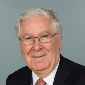 Lord Mervyn King Profile Photo