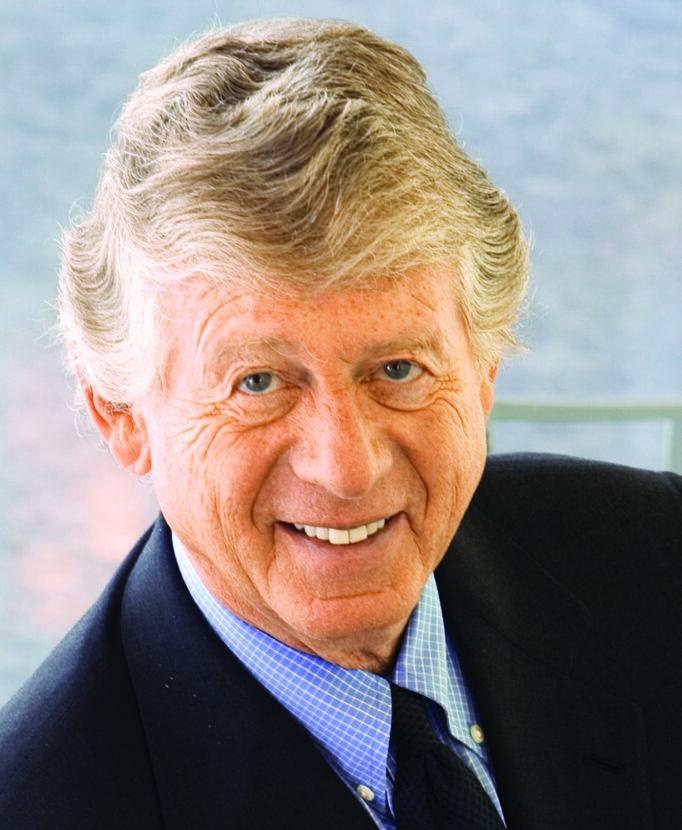 Ted Koppel Profile Photo