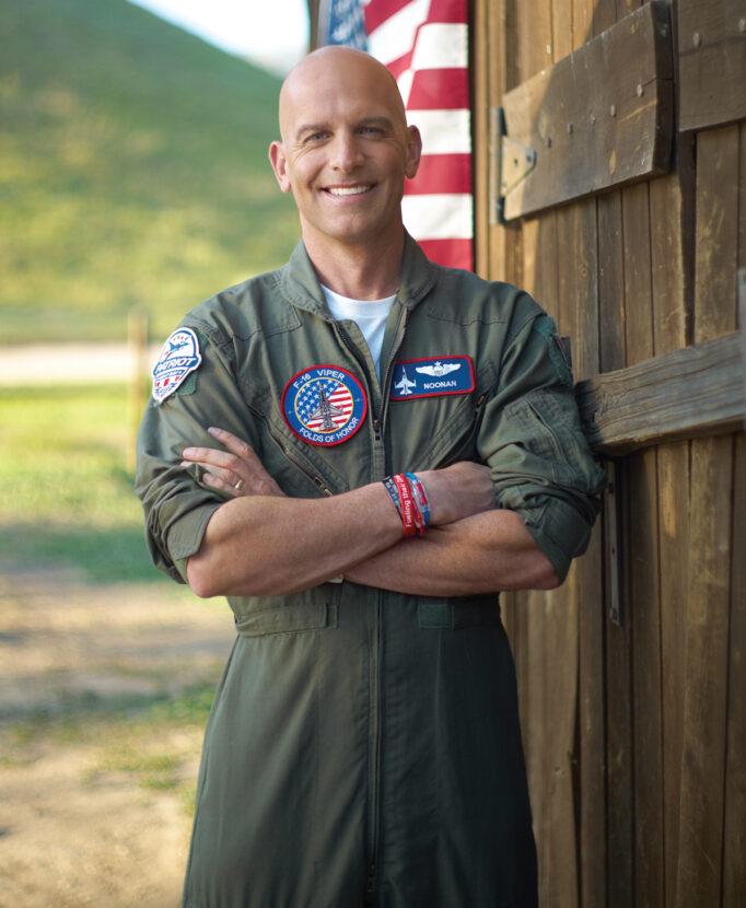 Lt Col. Dan Rooney, USAF Profile Photo